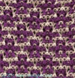 Knitting Stitch Pattern Index : Alpha Stitch List - W